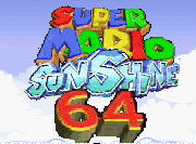 Super Mario Sunshine 64 Demo