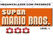 Super Mario Bros Level 1